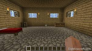 How To Build A Horse Barn In Minecraft Use Command Block To Build A House With One Command