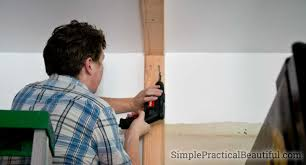 How To Frame A Wall by Framing A Wall In Place Simple Practical Beautiful