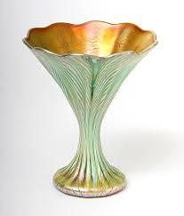 Decoration Vase Chasenantiques Com American Glass Quezal