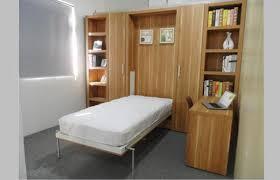 Wall Mounted Folding Bed Soho Single E1 Mdf Modern Wall Bed Fold Up Wall Mounted Beds