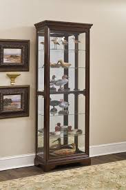 Images Of Curio Cabinets Amazon Com Pulaski Curio 29 By 15 By 80 Inch Brown Kitchen