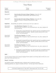 download recent college graduate resume haadyaooverbayresort com