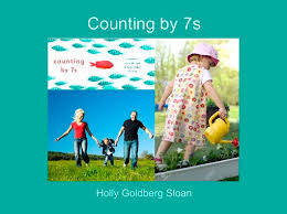 Counting By 7s Book Report Counting By 7s Free Books Children S Stories Storyjumper