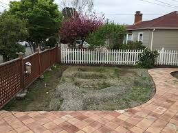 Pea Gravel Front Yard - projects u2014 full circle gardens