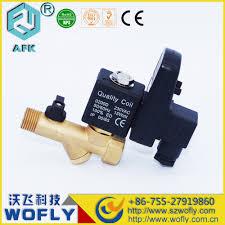 list manufacturers of compressor electric drain valve buy