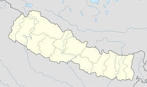 Maps Nepal by File Nepal Location Map Svg Wikimedia Commons