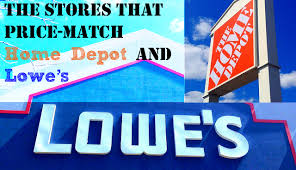 all the hardware stores that price match home depot and lowe u0027s