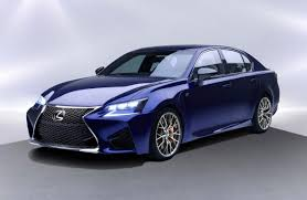 lexus sedan 2016 lexus gs f revealed before detroit show debut performancedrive