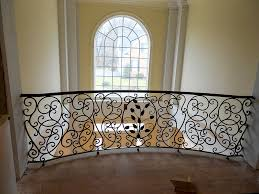 custom ornamental iron railings custom ornamental iron spiral