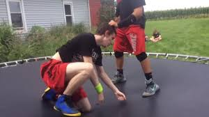 byw backyard wrestling episode 37 eddie vs brandon u0026 mike vs