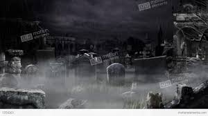 spooky cemetery clipart scary cemetery stock animation 1050301