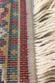Caring For Wool Rugs How To Clean A Thrifted Area Rug