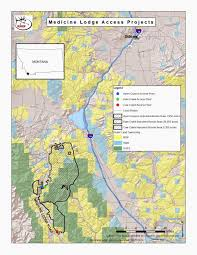 Ft Detrick Map Elk Tracks October 2014