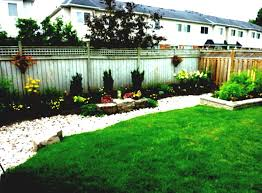 Small Backyard Landscaping Ideas Do Myself Decking Garden Back Of House Ideas For Front Landscape Low