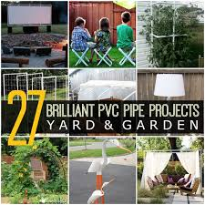 27 brilliant pvc pipe projects for your yard u0026 garden homestead
