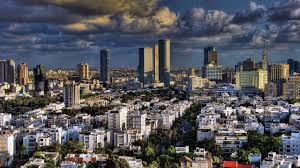 tel aviv israel skyline youtube