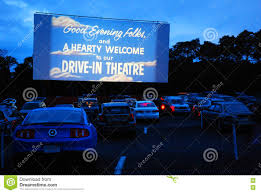 drive in movie theater editorial photography image 75603982