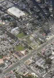 New Orleans Katrina Flood Map by Katrina Floods New Orleans 2005