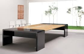 Narrow Conference Table Modern Boardroom Essentials Office Furniture Pertaining To