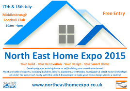 Home Design Events Uk by North East Home Expo In The Fast Lane Events
