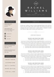 Template For Cover Letter For Resume Professional Cv Resume Strong Layout Suitable For