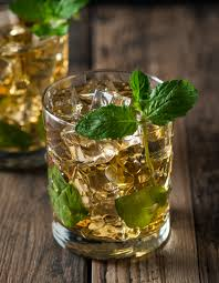 mint julep cocktail mint julep low carb for derby day tasty low carb
