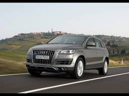 Audi Q7 2010 - 2009 audi q7 v12 tdi car report