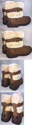 s ankle ugg boots boots ugg s brita suede and sheepskin boots in