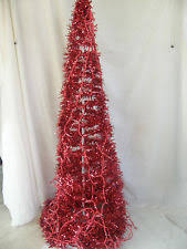 Spiral Light Christmas Tree Outdoor by 6 Ft 250 Clear Lights Show Spiral Christmas Tree Decorations