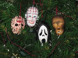 masqued minis horror ornaments horrific finds