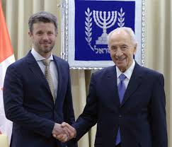 prince frederick crown prince frederik of denmark to s peres i will