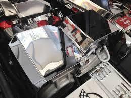 corvette stainless creations corvette c4 1992 1996 chrome ac alternator