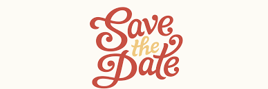 Save The Date Claire Coullon Graphic Design Typography U0026 Lettering
