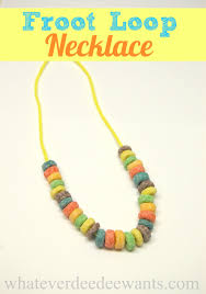 whatever dee dee wants she u0027s gonna get it froot loops necklace