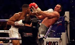 Uppercut Meme - see huge uppercut that anthony joshua used to tko wladimir klitschko