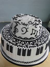 musical note piano cake cool cakes pinterest piano cakes