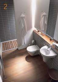 Tiny Bathroom Sink by A Toilet System That Fits Between 2x4 Walls Shower Screen Small