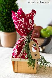 christmas hostess gifts christmas gift giving packaging ideas on sutton place