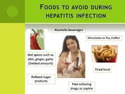 diet and hepatitis