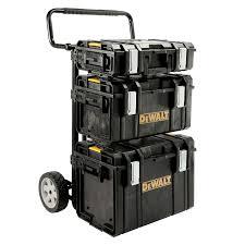 dewalt adds new trolley to tstak innovative storage solutions