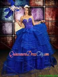 themed quinceanera western theme beautiful beaded bodice and ruffled layers organza