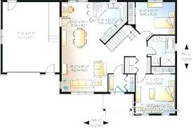 extra larage one car garage plan by behm design has lots of work