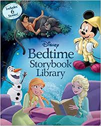 Disney Scary Storybook Collection Disney Bedtime Storybook Library Disney Storybook Collections Disney