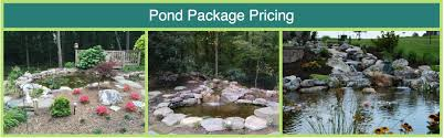 pond package pricing the pond doctor northern virginia 540