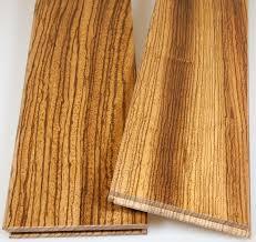 zebrawood hardwood flooring lumber