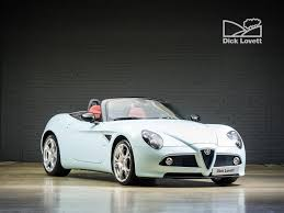 alfa romeo 8c used 2013 alfa romeo 8c spider for sale in swindon pistonheads