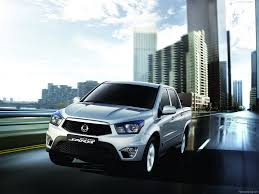 ssangyong korando 2013 ssangyong actyon sports 2013 pictures information u0026 specs