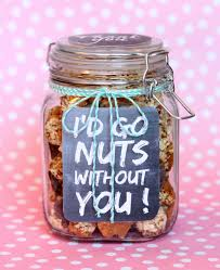 thank you gift in a jar