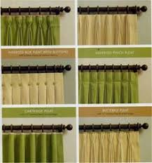Types Of Curtains Decorating How To Hang Draperies And Curtains Like A Designer How To Hang