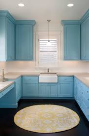White And Blue Kitchen Cabinets by Kitchen Calming Baby Blue Kitchen Colors For Country Kitchen
